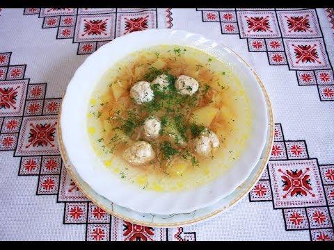 супы рецепты на каждый день простые с фото