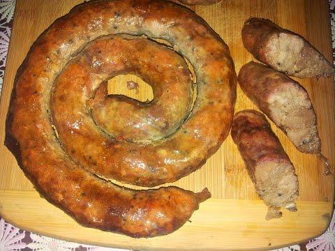 Копченая колбаса: 7 рецептов приготовления в домашних