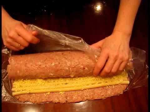 Рецепт рулеты из мяса