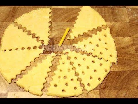 печенье крекер рецепт с фото