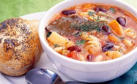 Рецепт минестроне – итальянского супа