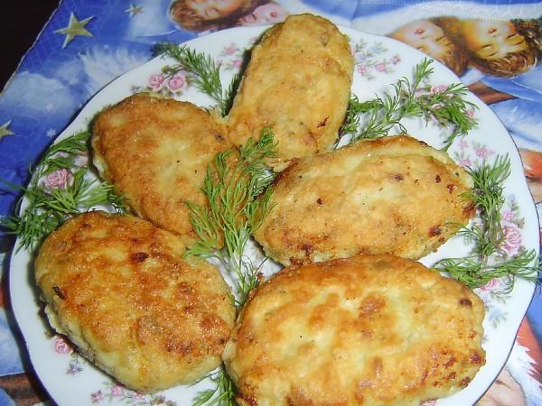 Вкусные котлеты из рыбы рецепт с фото пошагово