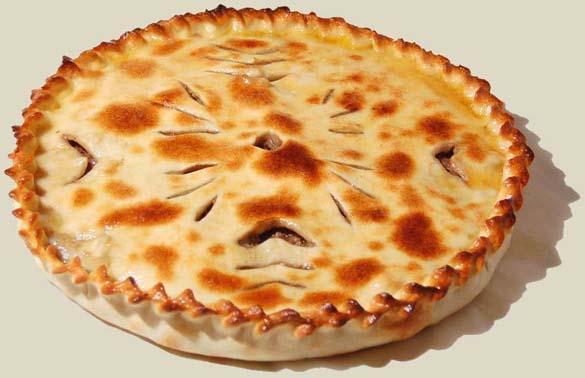 Пирог фыджин рецепт с фото