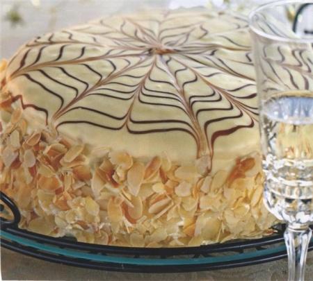 Эстерхази торт. Рецепт вкусного десерта