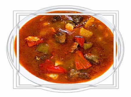 Суп харчо. Классический рецепт первого блюда