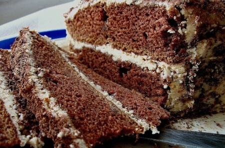 Рецепт торт Негр. Очень вкусный десерт
