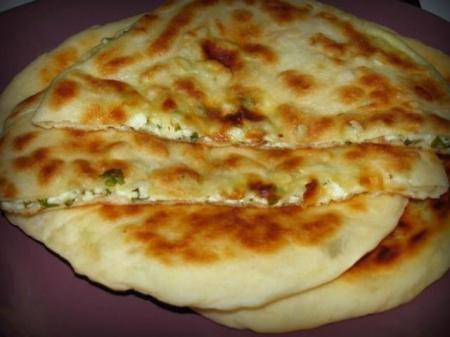 Хачапури. Рецепт приготовления