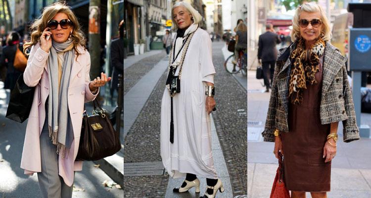 Одежда для женщин бальзаковского возраста