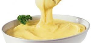 Как приготовить вкусное и питательное картофельное пюре