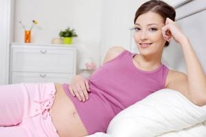 Как поддерживать фигуру во время беременности?