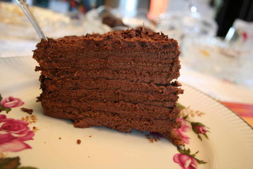 Торт трюфель пошаговый рецепт с фото