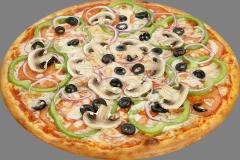 Является ли вегетарианская пицца полноценной?