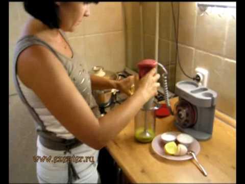 Как сделать майонез в домашних условиях миксером фото