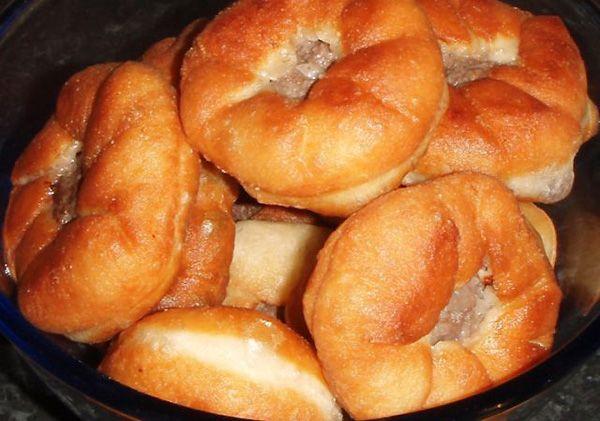 Тесто на кефире рецепт с фото