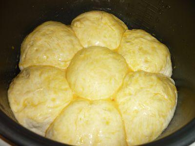 Пирожки из дрожжевого теста в мультиварке рецепты с фото