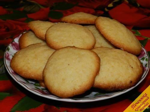 Печенье на скорую руку пошаговый рецепт с фото
