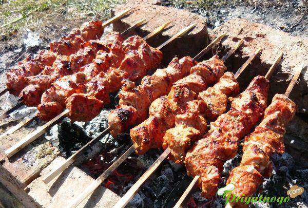 Мариновать шашлык свинина в майонезе