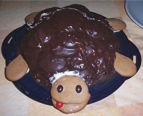 Приготовление детских тортов с фото в домашних