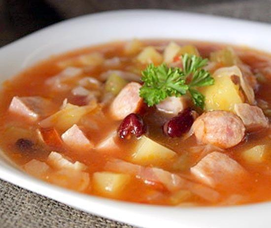 Живой журнал готовим вместе суп с фасолью