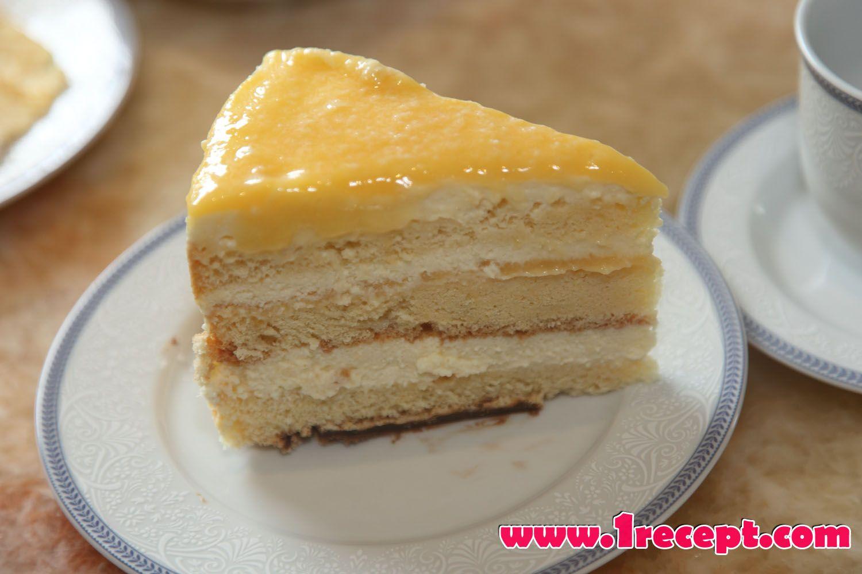 Лимонник торт рецепт с фото пошагово в домашних