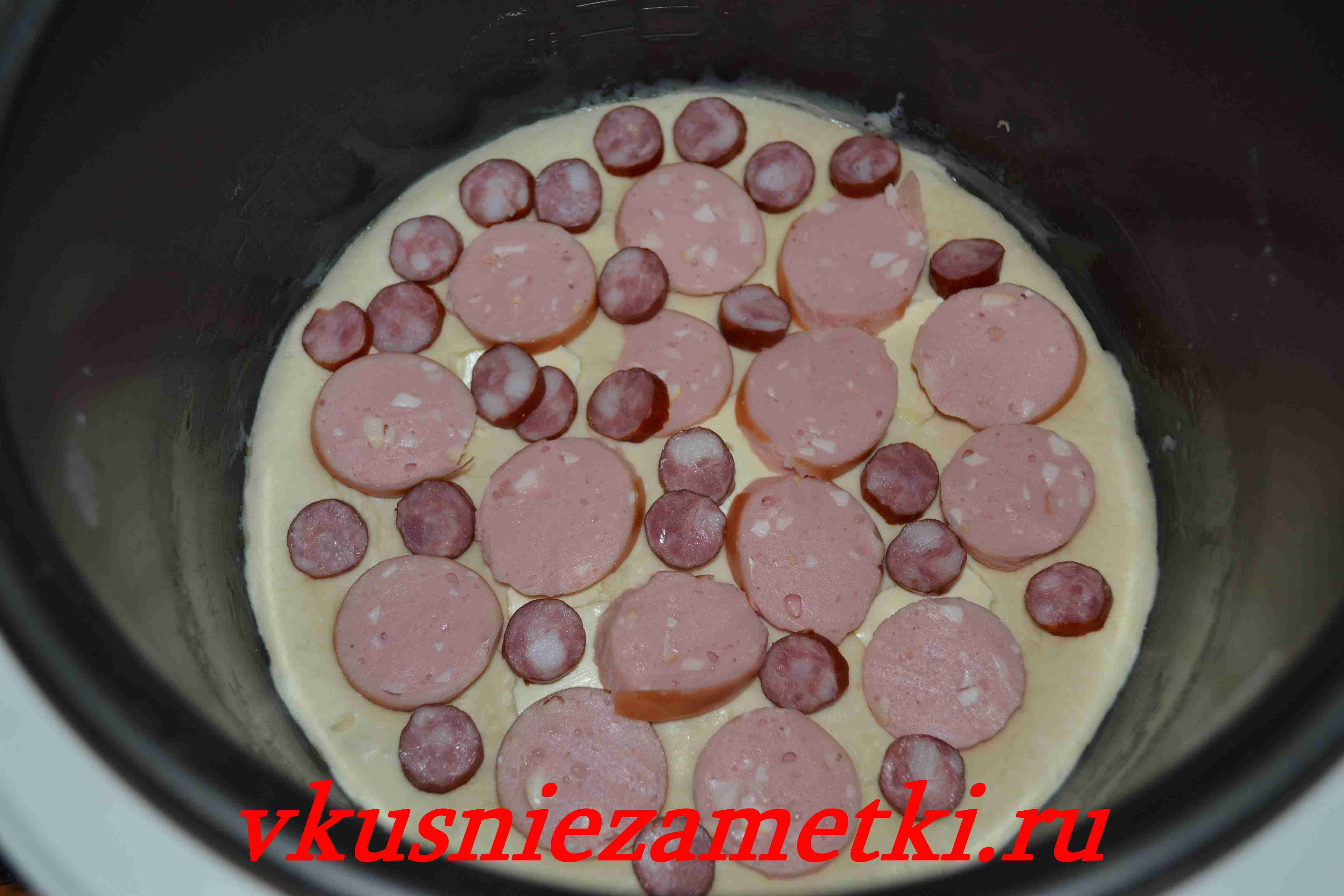 Пиццу в мультиварке рецепты 195