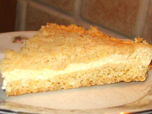 Пирог с творогом вкусный рецепт с фото