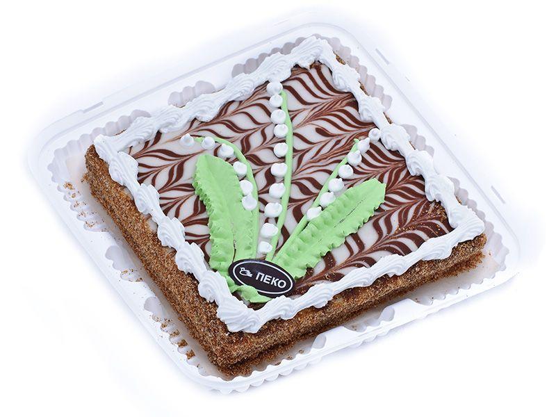 Торт ландыш рецепт