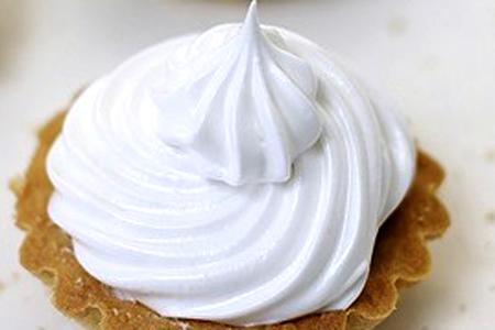 белковый крем для украшения торта рецепт с фото