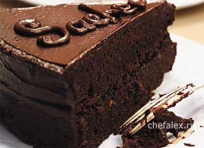рецепт торт захер александр селезнев
