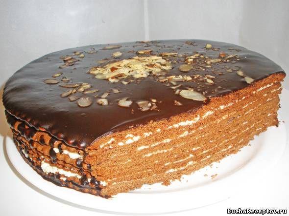 Дешёвые торты в домашних условиях