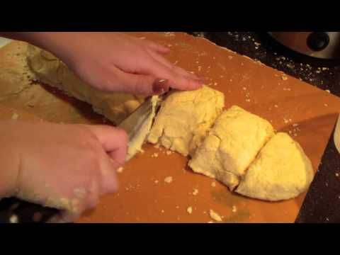 Как печь наполеон с