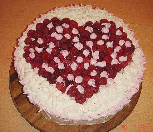 Оформление тортов кремом в домашних условиях