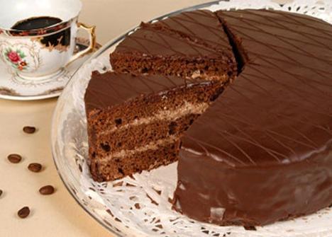 Простые рецепты тортов и пирогов в домашних условиях