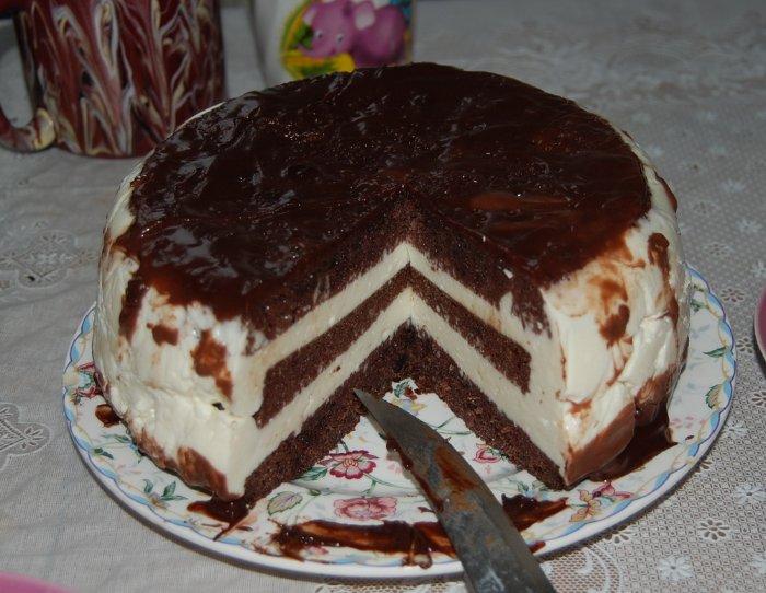 Крем для бисквитного торта со сливками рецепт