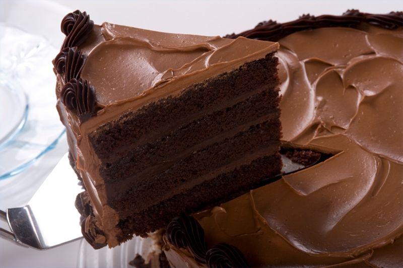 Торты рецепты с фото из шоколадных бисквитных коржей