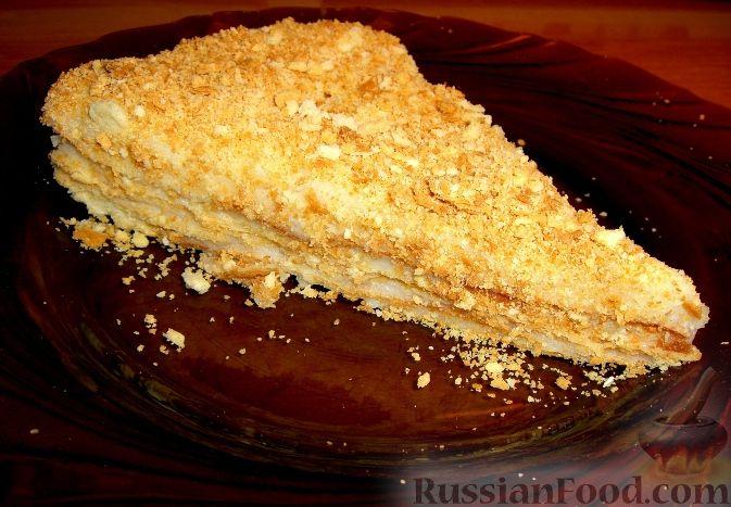 видеокулинария.рф торт наполеон рецепт