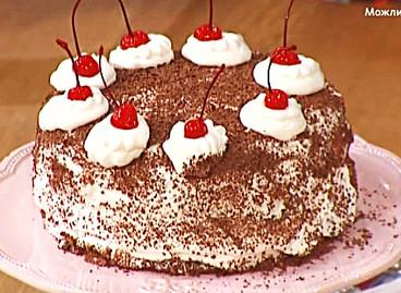 все буде добре шварцвальдский торт рецепт