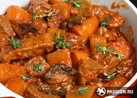 с мясом блюда рецепты с фото
