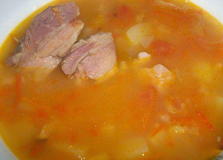 Суп гороховый в мультиварке филипс рецепты с фото