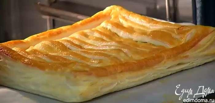 Рецепт слоеного теста пошаговый рецепт с высоцкая
