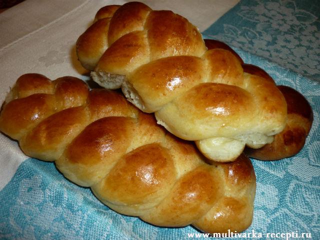 рецепт булочек из дрожжевого теста с фото