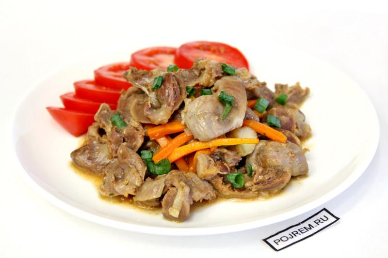 второе из мяса в мультиварке рецепты #5