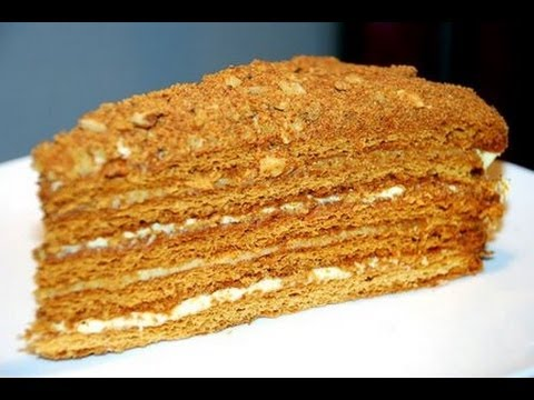 Рецупты тортов с фото