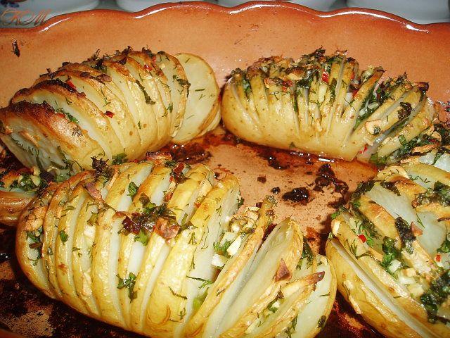 Дешевые блюда из картошки