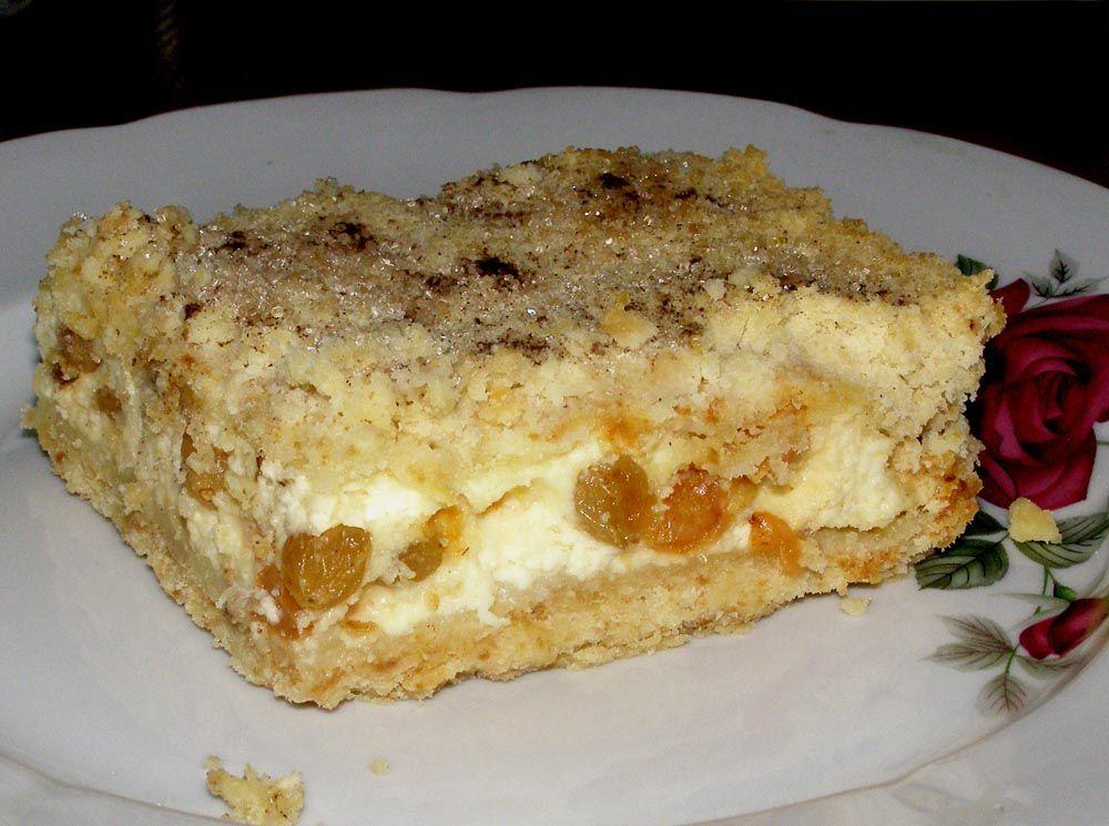 Торт из песочного теста рецепты и