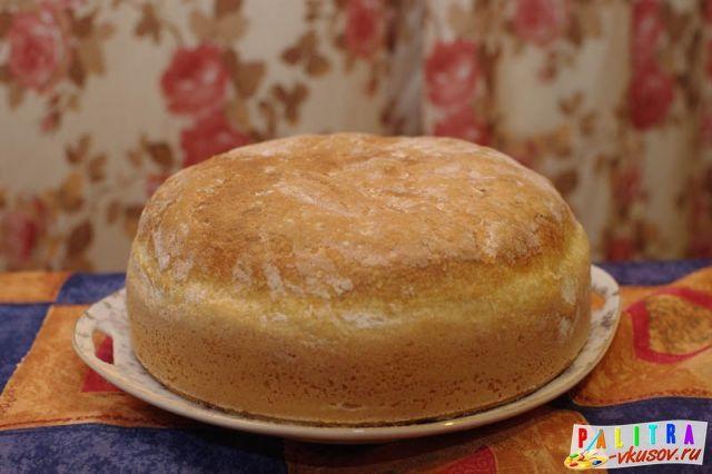 Как испечь хлеб в домашних условиях легкий