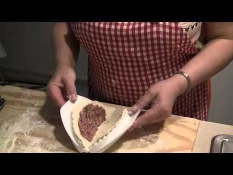 Вкусные чебуреки как сделать
