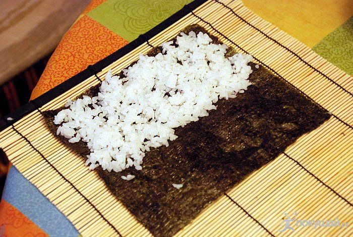Как приготовить рис для роллы в домашних условиях