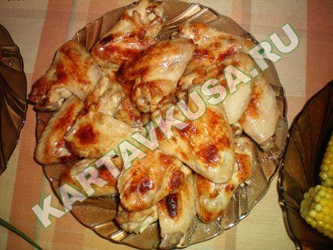 куриные плечики рецепт с фото