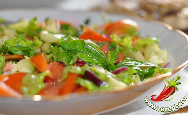 Вкусные салатики с рыбойс фото